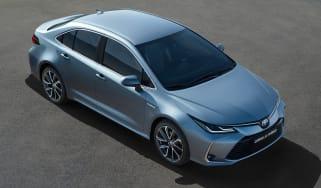 Toyota Corolla Saloon - front