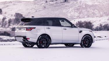 Range Rover Sport HST - rear static