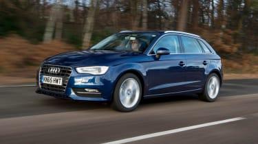 Audi A3 - front