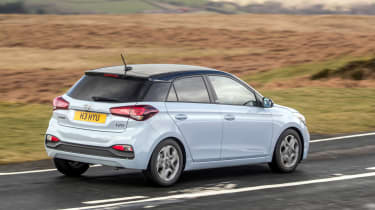 Hyundai i20 Play rear