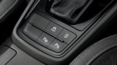 Skoda Scala - interior buttons