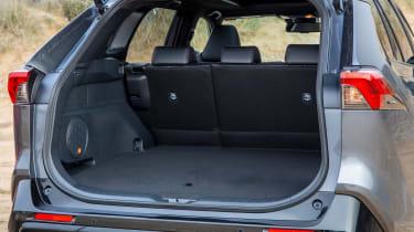 Toyota RAV4 plug-in hybrid - boot