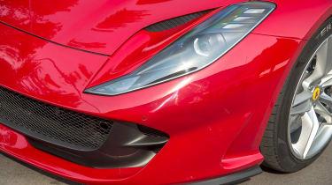 Ferrari 812 Superfast - front detail
