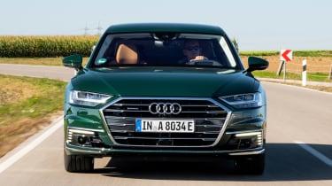 Audi A8 60 TFSI e - full front