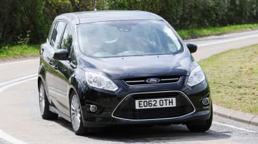 Ford Grand C-MAX front action