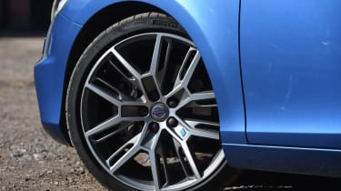 Volvo V40 Polestar Performance Pack - wheel