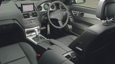 Merc cockpit