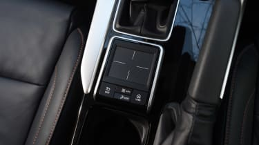 Mitsubishi Eclipse Cross First Edition - touchpad