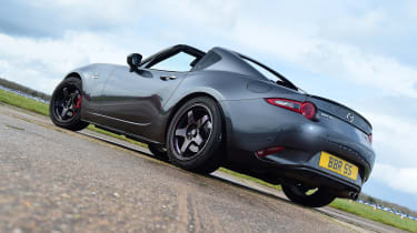 Mazda MX-5 BBR GTi Turbo - rear static