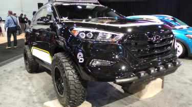 Hyundai 2016 Tucson limited edition
