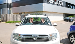 Dacia Duster long-term test