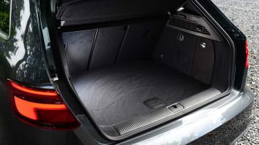 Audi A3 Sportback 2.0 TDI - boot