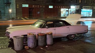 Zizka Cleaners car, Buick Electra