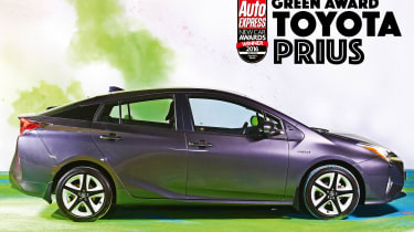 New Car Awards 2016: Green Award - Toyota Prius