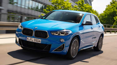 BMW X2 M35i - front