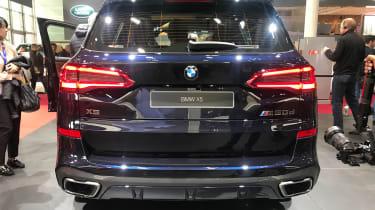 BMW X5 - Paris full rear