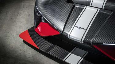 Techrules Ren RS front splitter