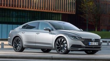 New Volkswagen Arteon - front static