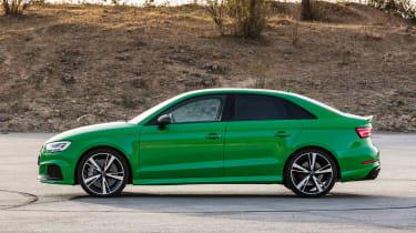 Audi RS3 Saloon 2017 - side