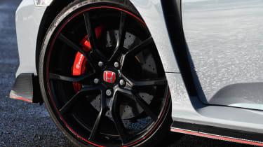 honda civic type r alloy wheel