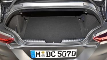 BMW Z4 - boot