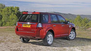 Land Rover Freelander 2WD static