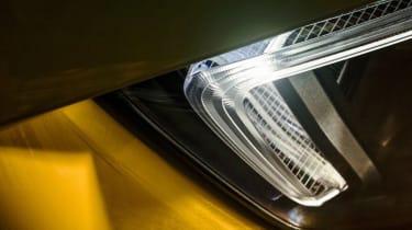 Mercedes-AMG A 35 - light teaser