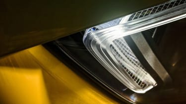 Mercedes-AMG A 35 - light teaser