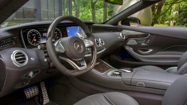 Brabus 850 6.0 Biturbo Cabrio - interior