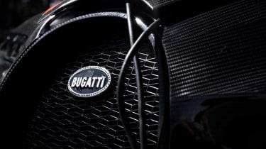 Bugatti Chiron Supersport 300+ detail