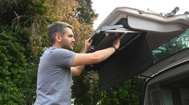 Volkswagen California Ocean long termer - first report deckchairs