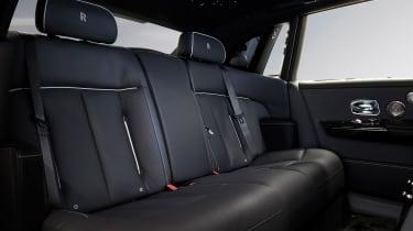 Rolls-Royce Phantom - The Gentleman's Tourer back seats