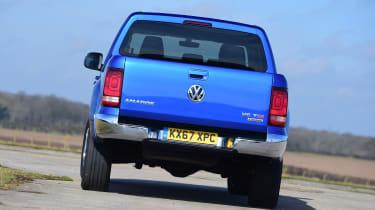 Volkswagen Amarok - rear