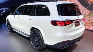 Mercedes-AMG GLS 63 - Los Angeles rear