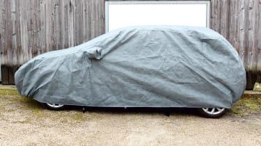 Richbrook car cover