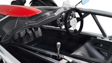 Ariel Aton 4 steering