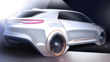 Chrysler Airflow Vision Concept - rear