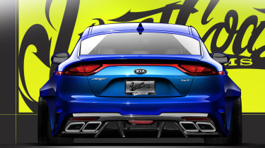 Kia Stinger West Coast Customs