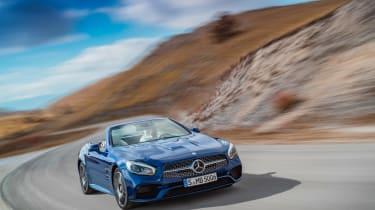 Mercedes SL facelift 2015 13