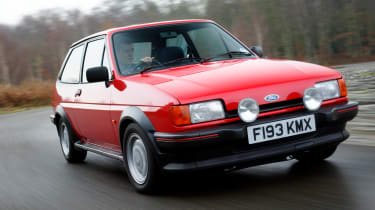 The tiny Fiesta XR2 had big driver appeal and never failed to put a smile on your face.