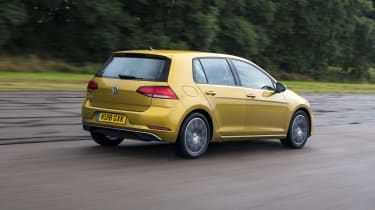 Volkswagen Golf - Rear Motion