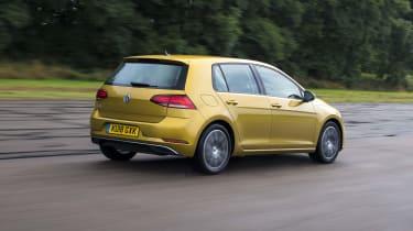 Volkswagen Golf - Rear Motion