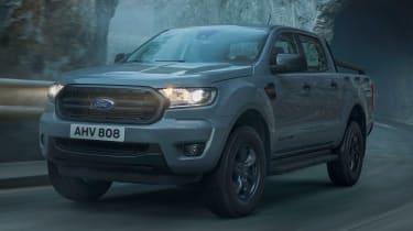 Ford Ranger Wolftrak - front
