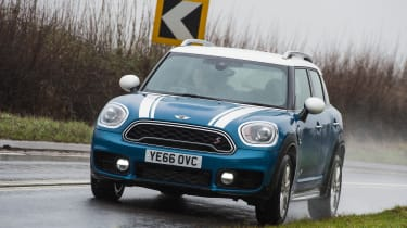 MINI Countryman 2017 - front cornering