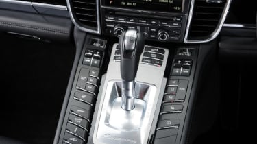 Used Porsche Panamera - transmission