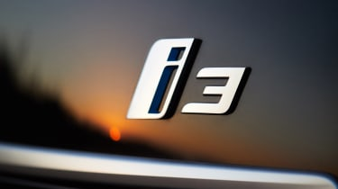 BMW i3 120Ah - badge
