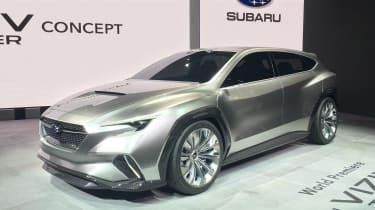 Subaru Viziv Tourer concept - Geneva front