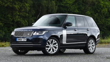 Range Rover - front static
