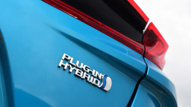 Toyota Prius Plug-in - rear detail