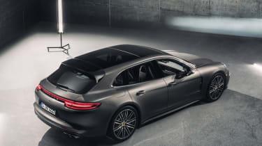 Porsche Panamera Sport Turismo - rear quarter